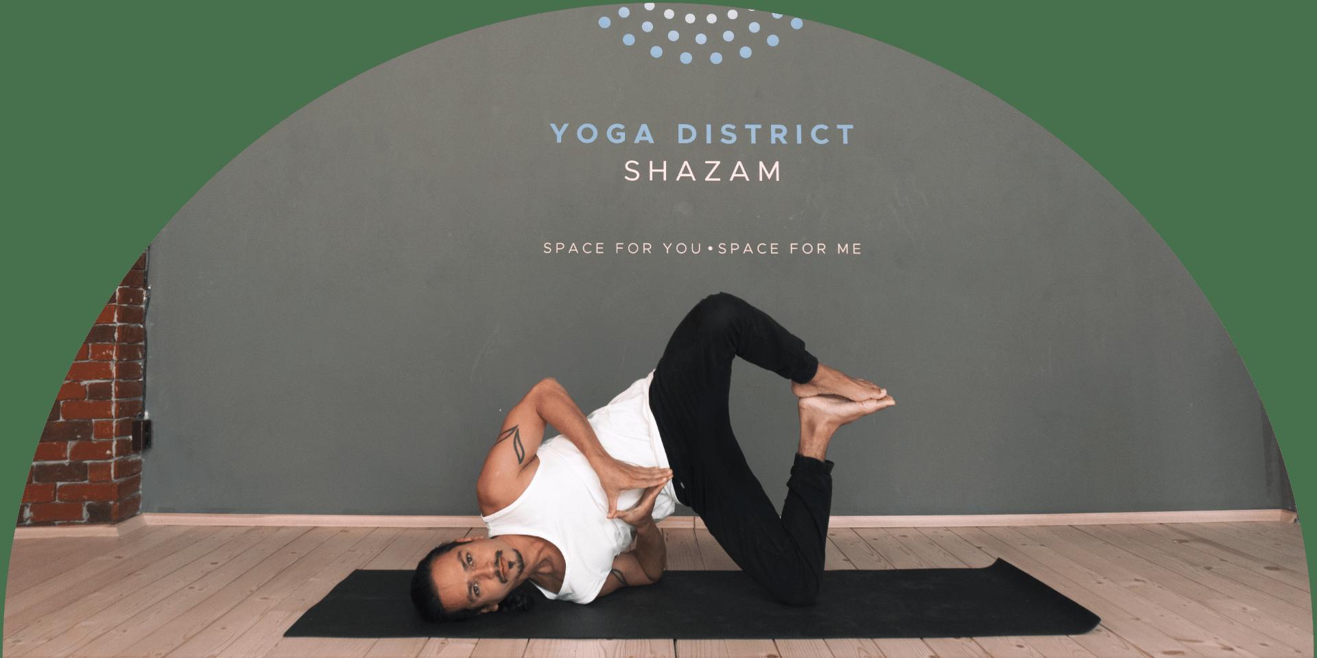 Movement Aesthetic Dance Yoga